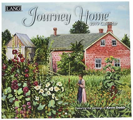 Calendar Home 2019 Amazon.: The LANG Companies Journey Home 2019 Wall Calendar
