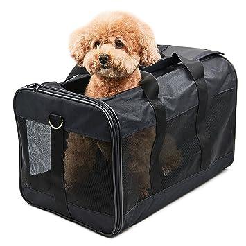 Hitchy Transportin Gato/Transportin Perro Pequeño Mascotas Cómodo ...