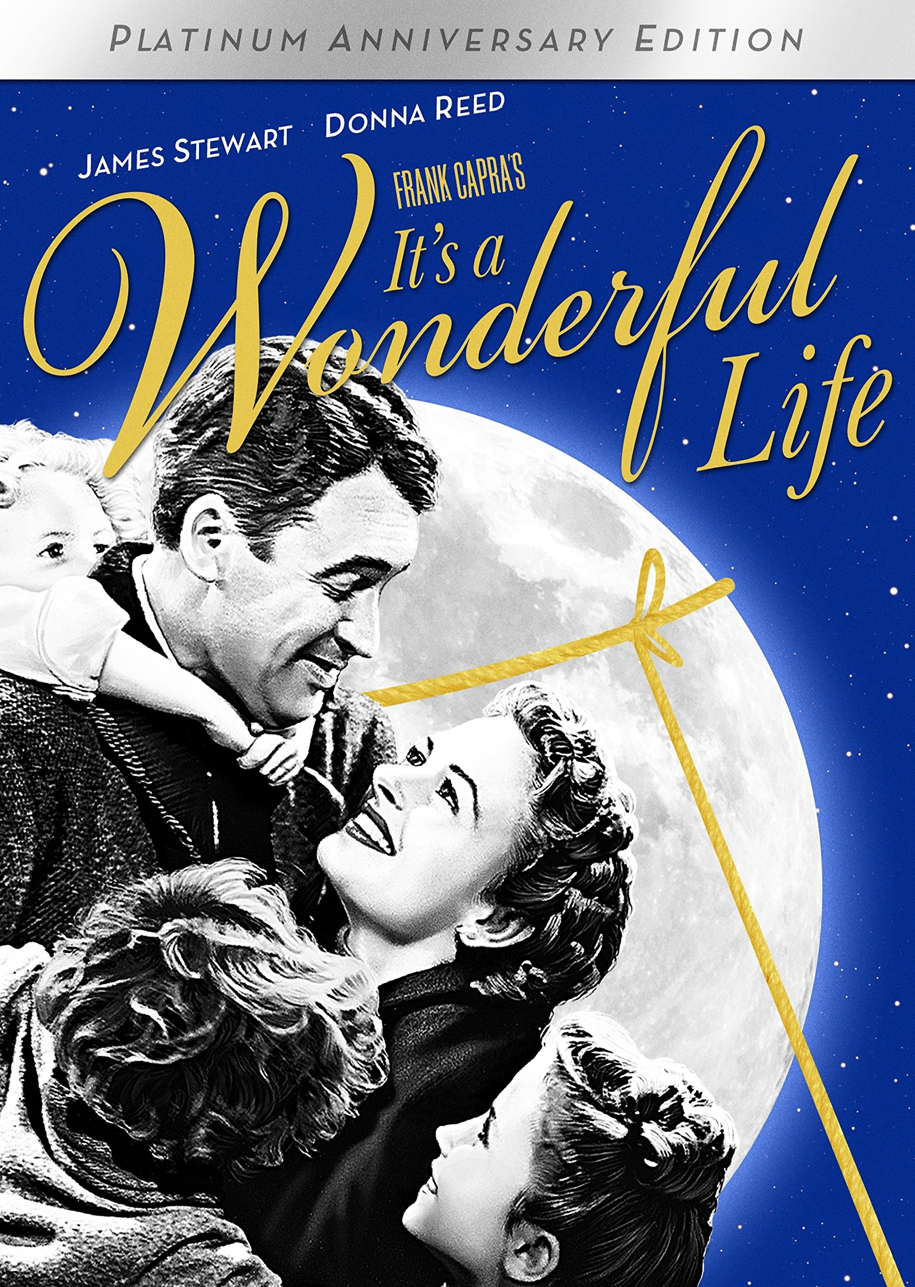 Book Cover: It's A Wonderful Life