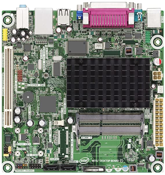 Amazon.com: Intel D425KT Innovation Series Motherboard with Intel Atom D425 Processor and Intel NM10 Express Chipset BOXD425KT: Computers & Accessories