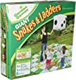 Dom CE507 Giant Snakes and Ladders Game, 10' x 10' Size