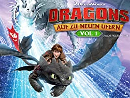 Dragons: Race to the Edge Vol.1 & Vol.2