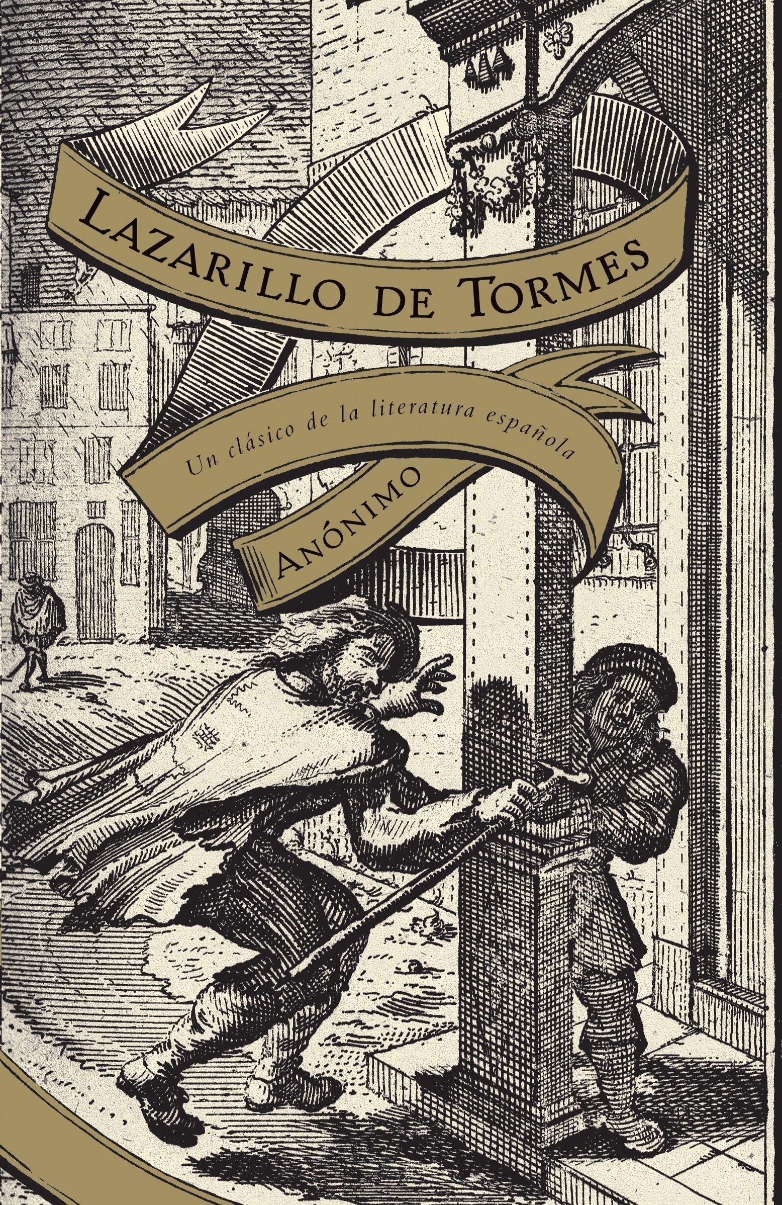 Lazarillo de Tormes (Spanish Edition) pdf