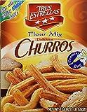Tres Estrellas Churros Prepared Flour