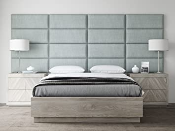 Amazon.com - VANT Upholstered Headboards - Accent Wall Panels ...