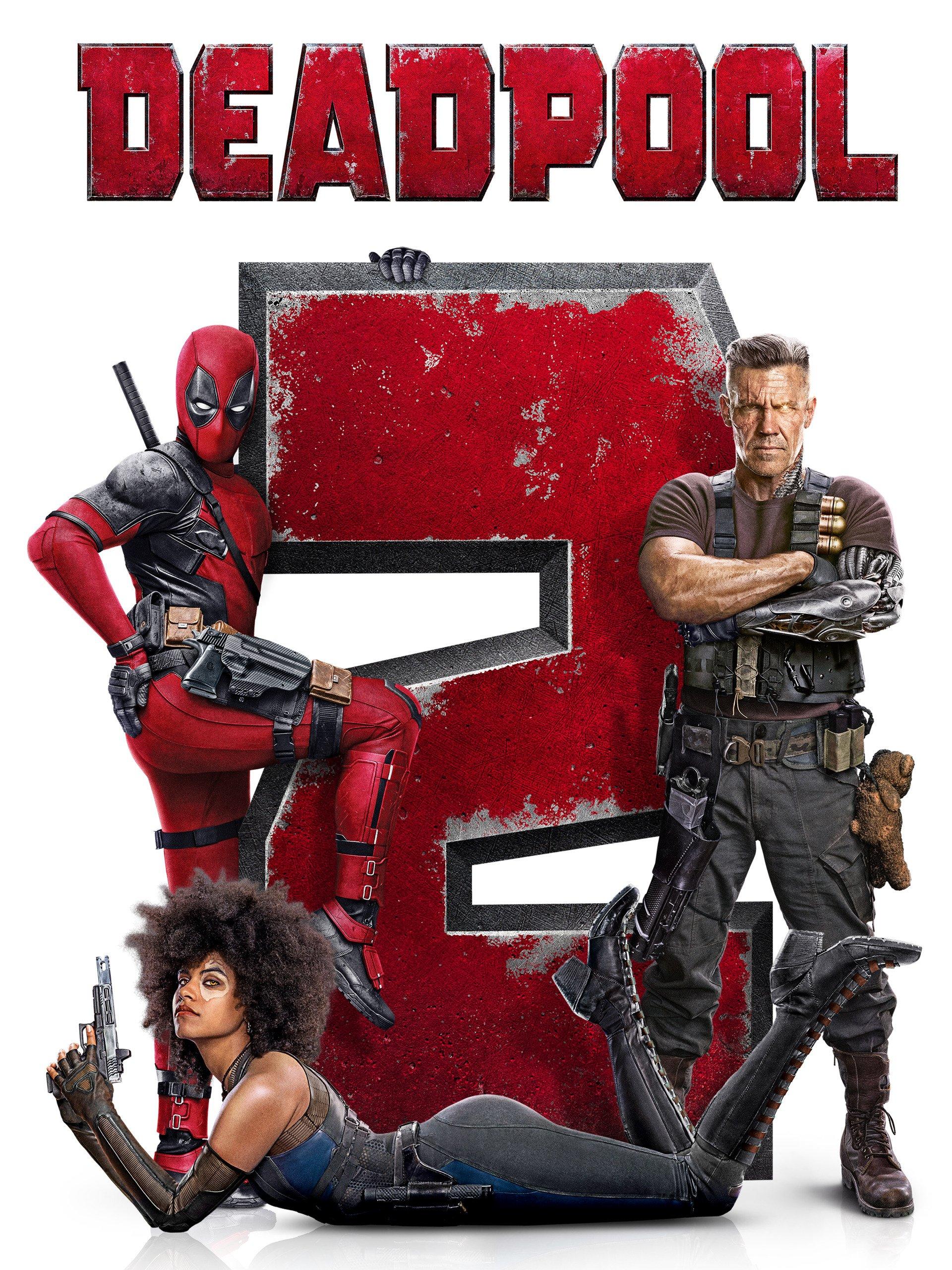 Watch Deadpool 2 Prime Video