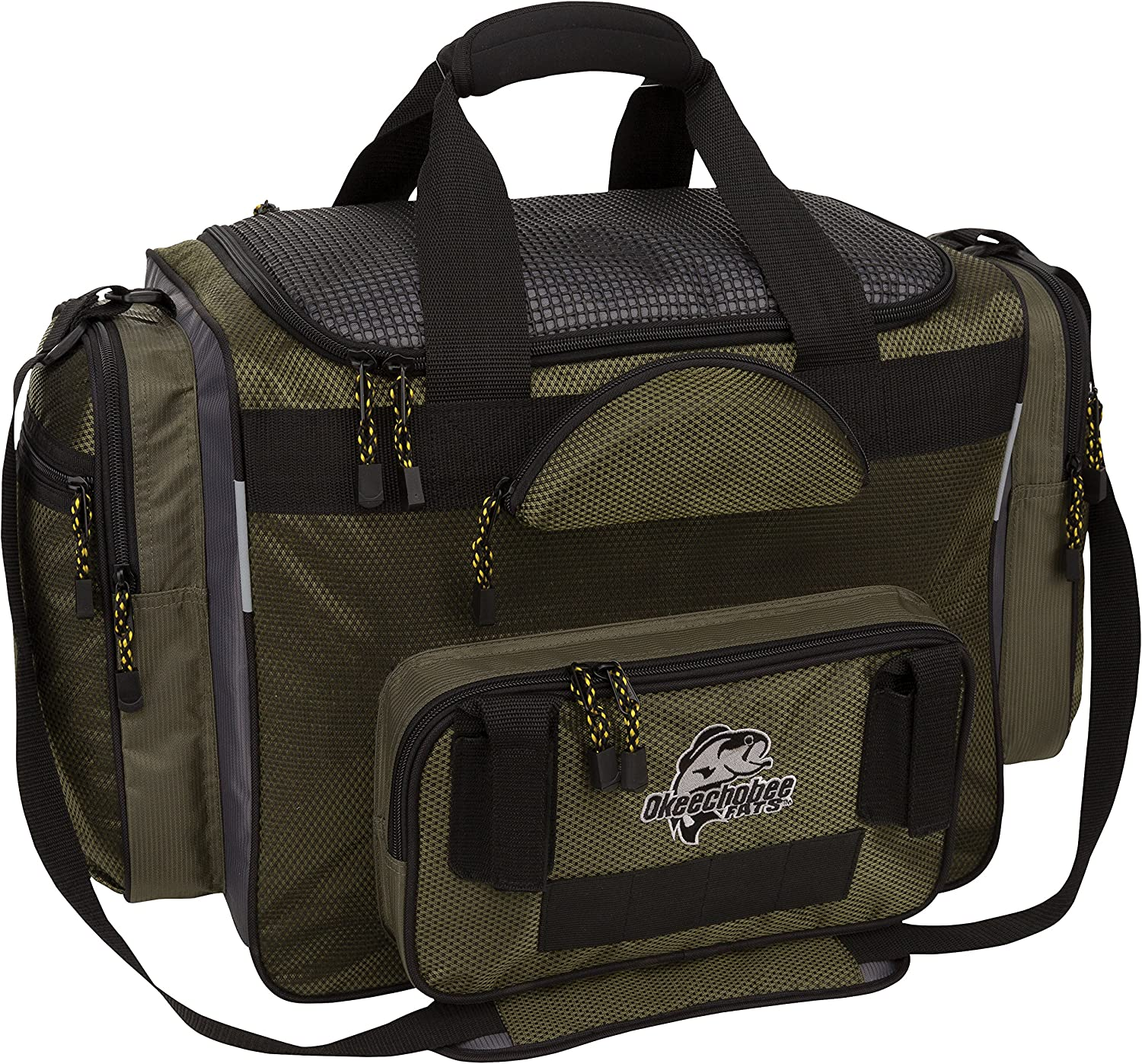 Okeechobee Fats Deluxe Tackle Bag