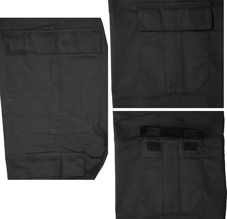 Mens Uniform 9 Pocket Cargo Pants f2d28c8b5df