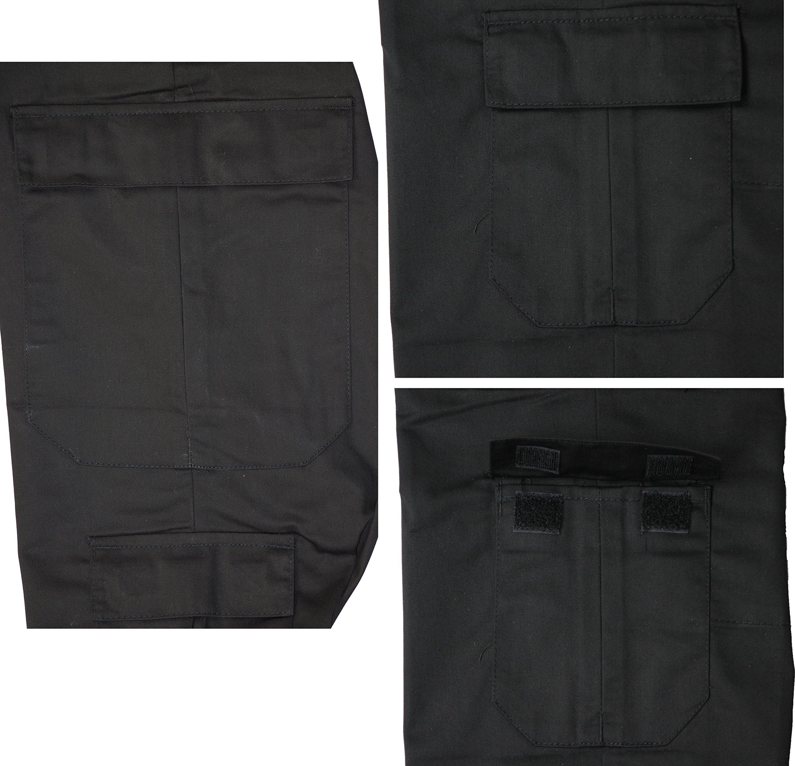 Army Universe Black Uniform 9 Pocket Cargo Pants 6959aeb07fb