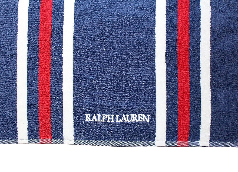 Harbourveiw - Toalla Playa Baño Azul Unisex XL Ralph Lauren - Azul, Medida aproximada: 72, 100% algodón: Amazon.es: Hogar