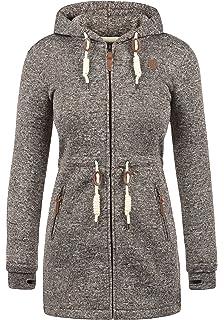 Lylafairy Hoodie Damen Pullover Kapuzenpullover Langarm Sweatshirt Jacke Mantel Outwear