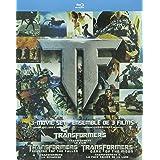 Transformers Trilogy Box Set (Transformers / Transformers: Dark of the Moon / Transformers: Revenge of the Fallen) [Blu-ray]