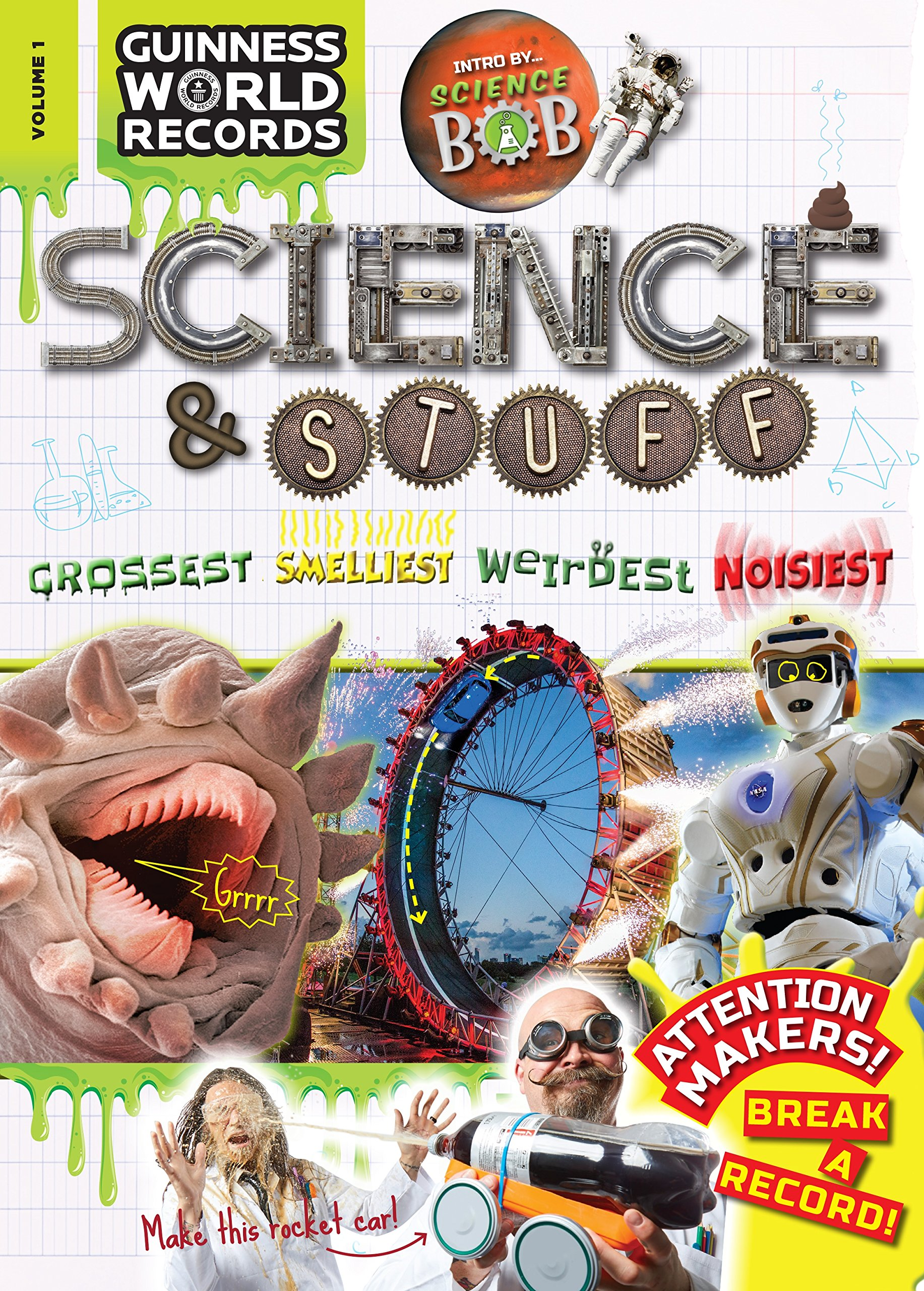Guinness World Records: Science & Stuff