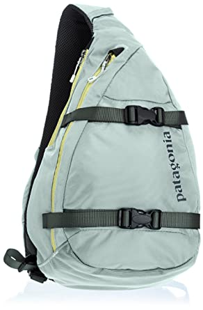PATAGONIA ATOM SLING BACKPACK Tailored Grey: Amazon.co.uk: Clothing
