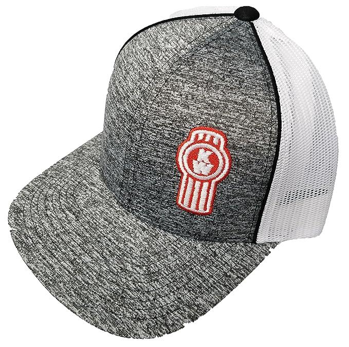 Richardson Kenworth KW Logo Emblema Sombrero Gorra de Adulto Ajustable  Snapback Custom para Mujeres y Hombres aee1f6031a3