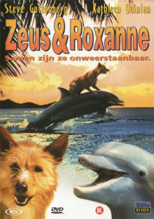 Zeus And Roxanne 1997 Region 2 Dutch Import Dvd With