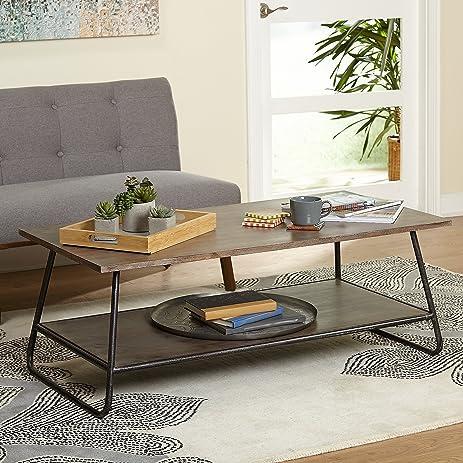 Amazoncom Simple Living Midcentury Francisky Coffee Table