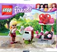 LEGO Friends: Mailbox (Stephanie) Set 30105 (Bagged)