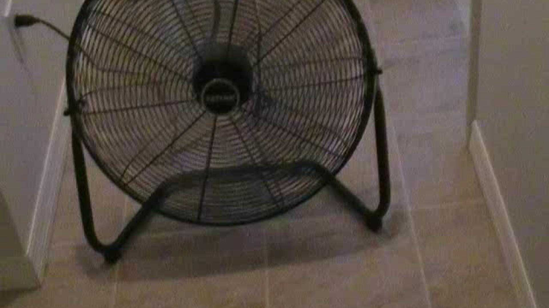 PUF1410C-BM Patton 14-inch High Velocity Fan