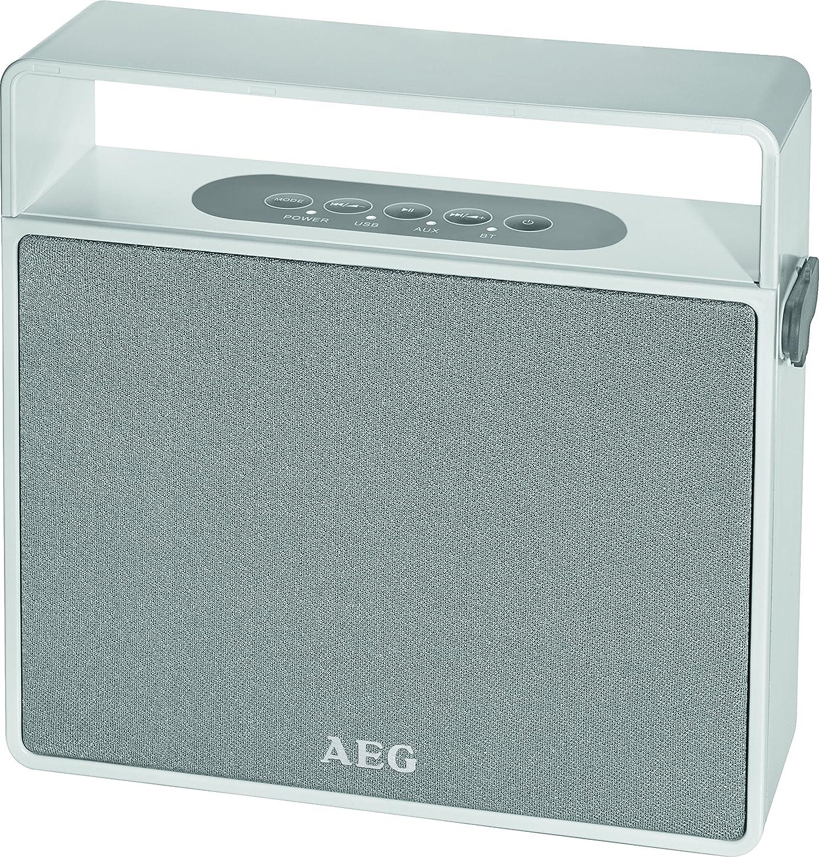 200 Watt, USB AEG BSS 4804 2.1 Stereo Bluetooth Lautsprecher