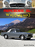 Mercedes Pagoda SL (The iconic SL, Book 2) (English Edition)