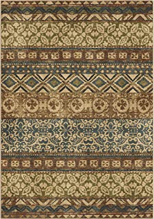 """product image for Orian Rugs Voyage Adena Tribal Area Rug, 5'3"""" x 7'6"""", Multicolor"""