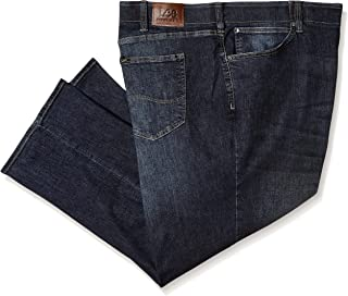 Lee Mens Big-Tall Big-Tall Modern Series Extreme Motion Relaxed Fit Jean 21091