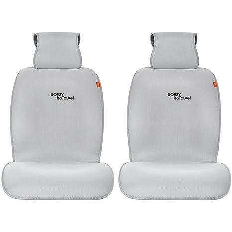 Amazon.com: Sojoy - Funda para asiento de coche universal ...