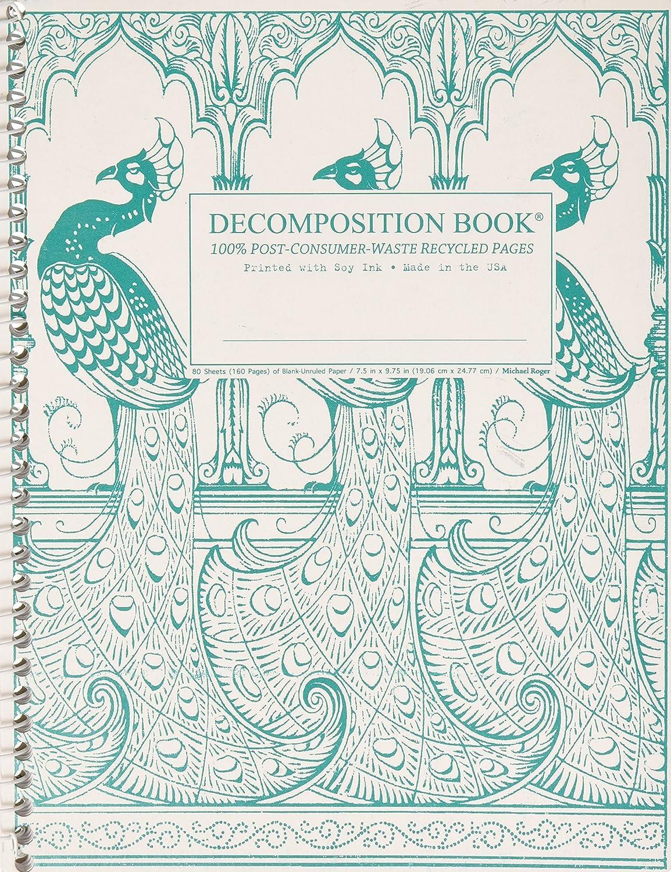 Michael Roger Book Decomposition Coilbound Peacocks