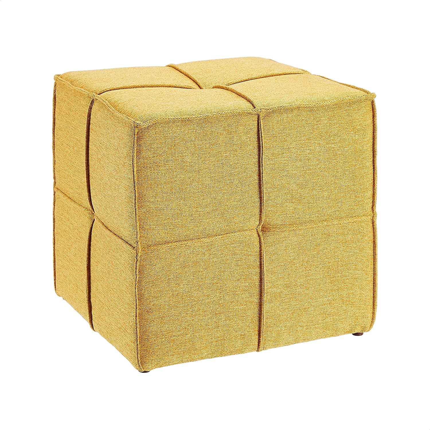 First Hill Delicate Square Colorado Springs Mall Bean yellow Ottoman New York Mall Light Bag