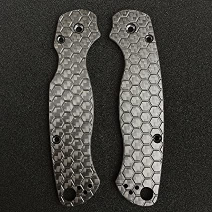 Amazon com : ID Knives Scales for Spyderco Paramilitary 2