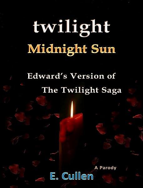 twilight 5 midnight sun