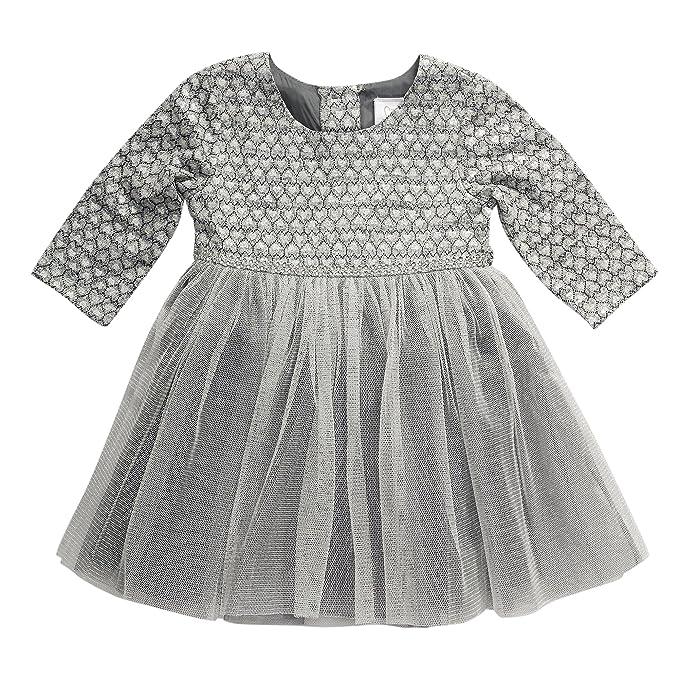 Amazon.com: Youngland bebé corazón Imprimir Knit de las ...