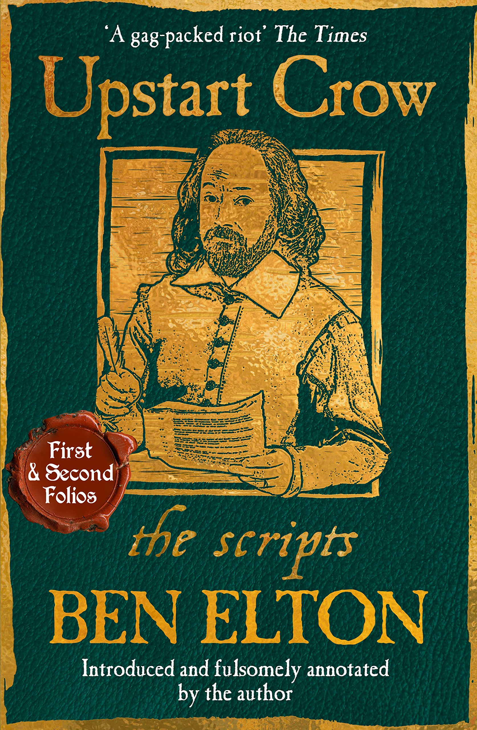 Upstart Crow  Scripts Book   English Edition