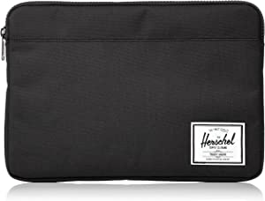 Herschel Anchor Sleeve for MacBook/iPad, Solid Black, 13-Inch
