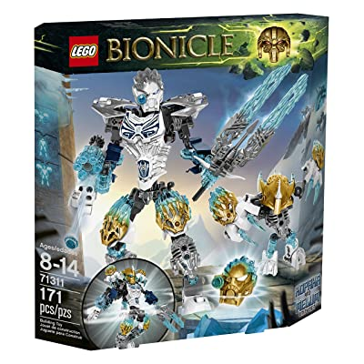 LEGO Bionicle Kopaka and Melum - Unity set 71311: Toys & Games