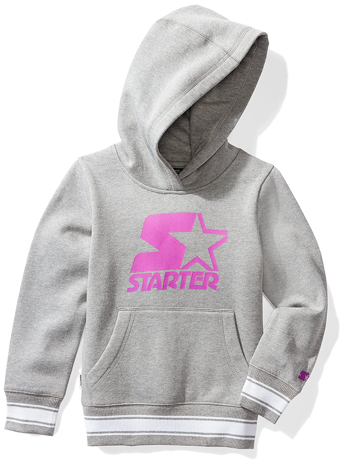 Starter Girls' Pullover Logo Hoodie, Prime Exclusive S17FGT12