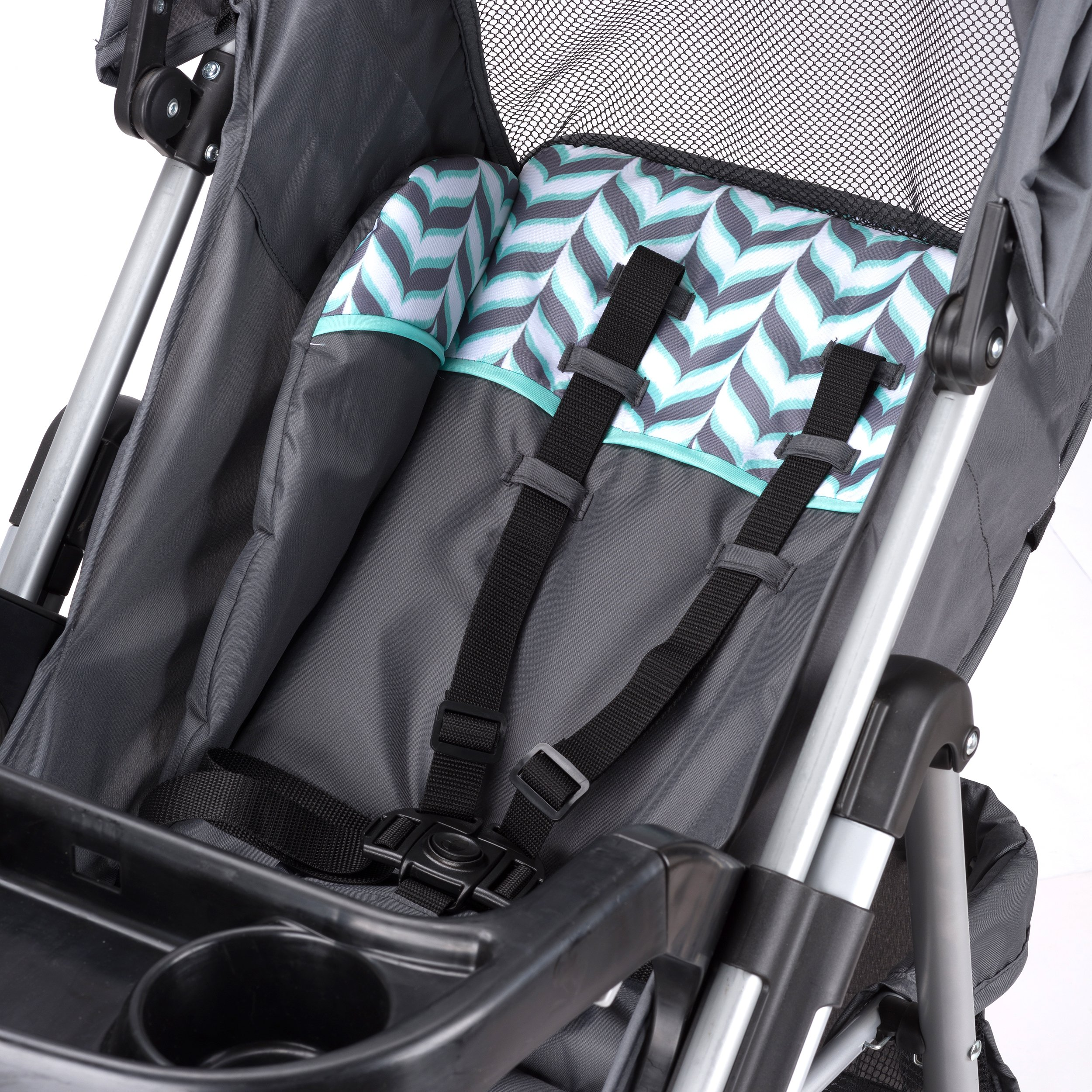Evenflo Vive Travel System with Embrace, Spearmint Spree by Evenflo (Image #5)