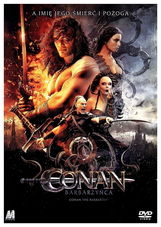 Conan DVD Region 2 IMPORT No hay versión española ...