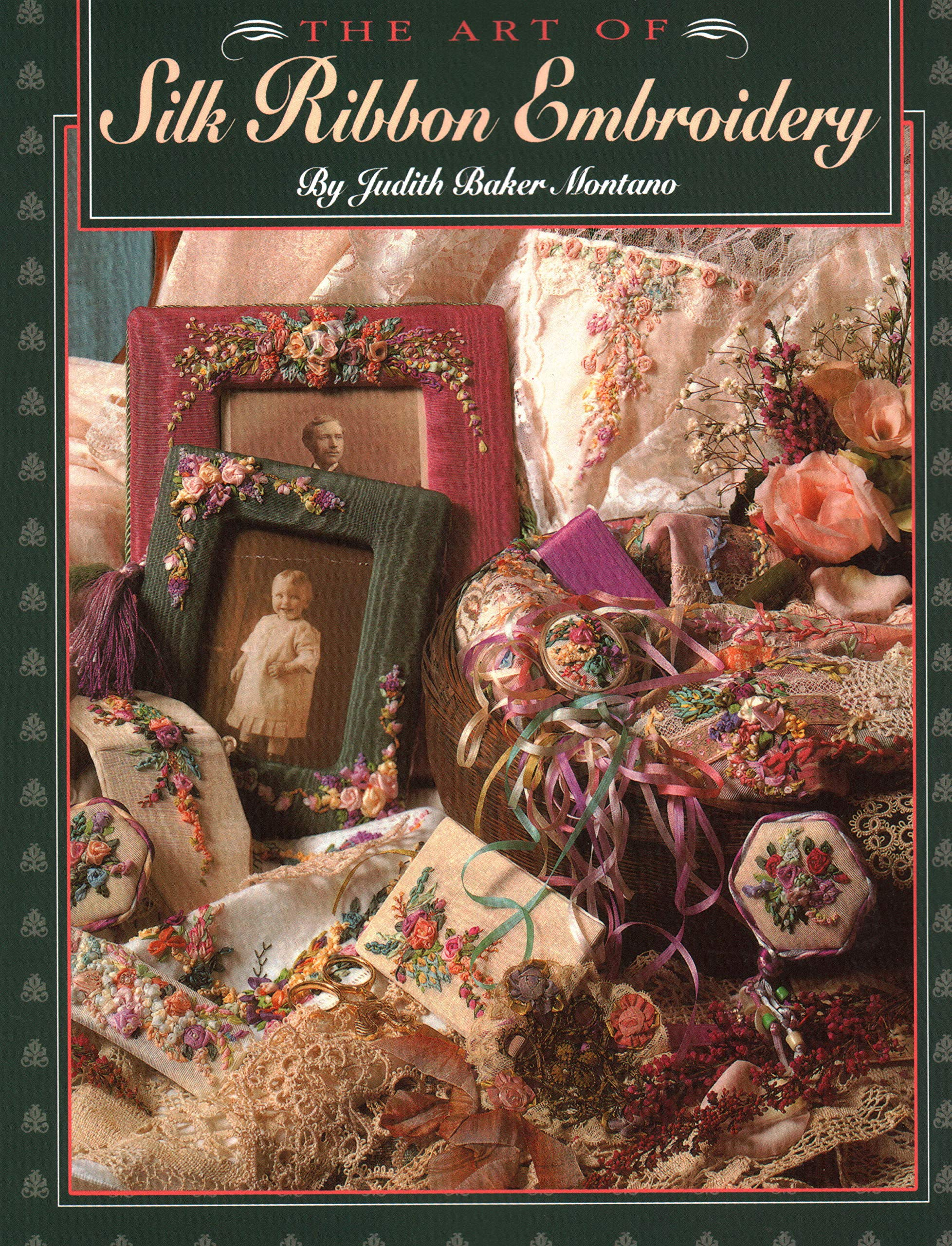 The Art of Silk Ribbon Embroidery pdf