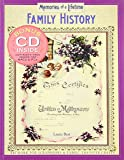 Family History: Artwork for Scrapbooks and Fabric-transfer Crafts (Memories of a Lifetime)