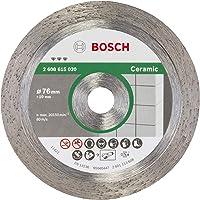 Bosch Professional diamantdoorslijpschijf Best for Ceramic (voor keramiek, Ø 76 mm, asgat-Ø: 10 mm, accessoire haakse…