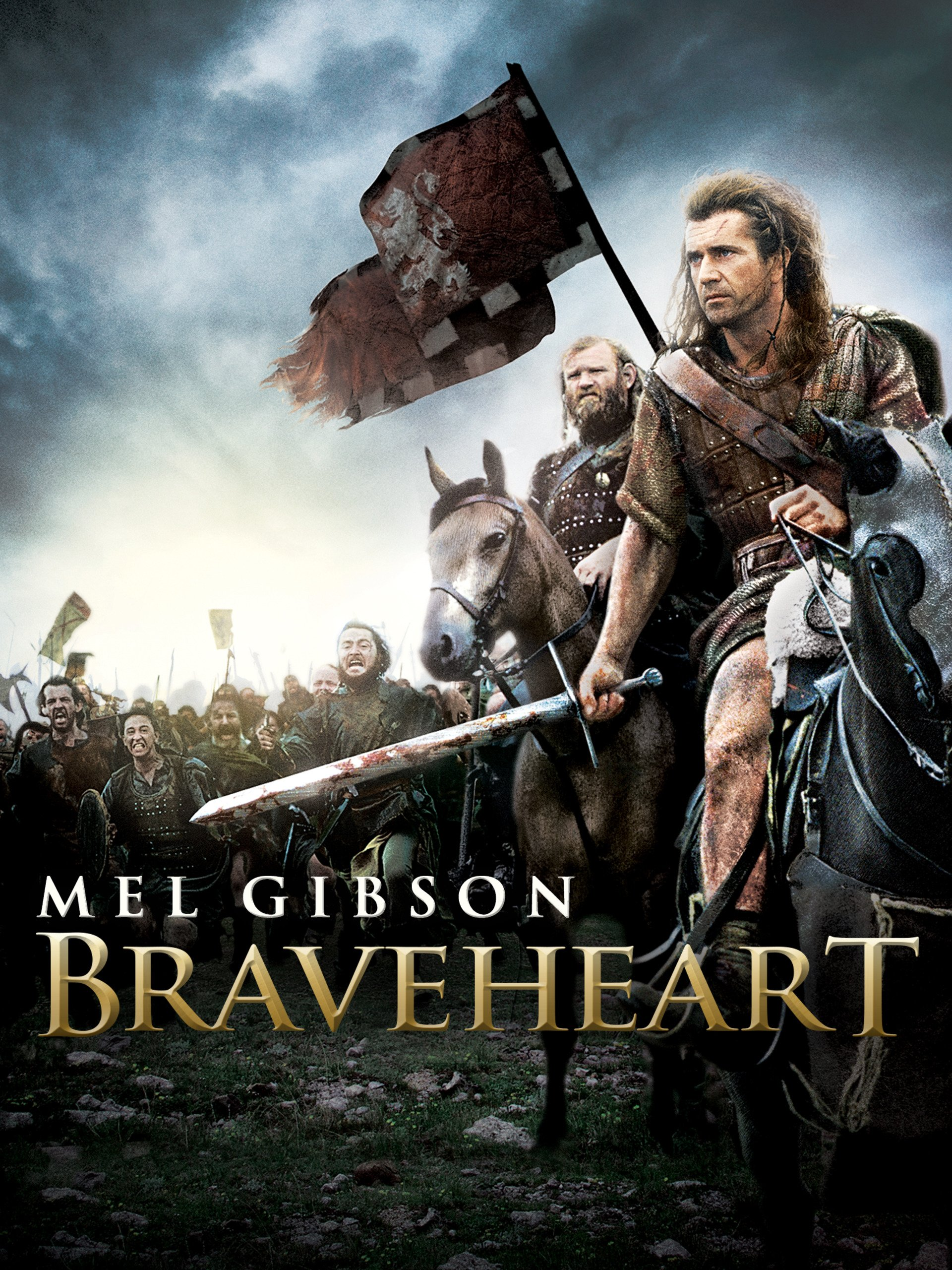 Braveheart Watch Online Now With Amazon Instant Video Mel Gibson William Wallace Sophie Marceau Princess Isabelle Patrick Mcgoohan Longshanks