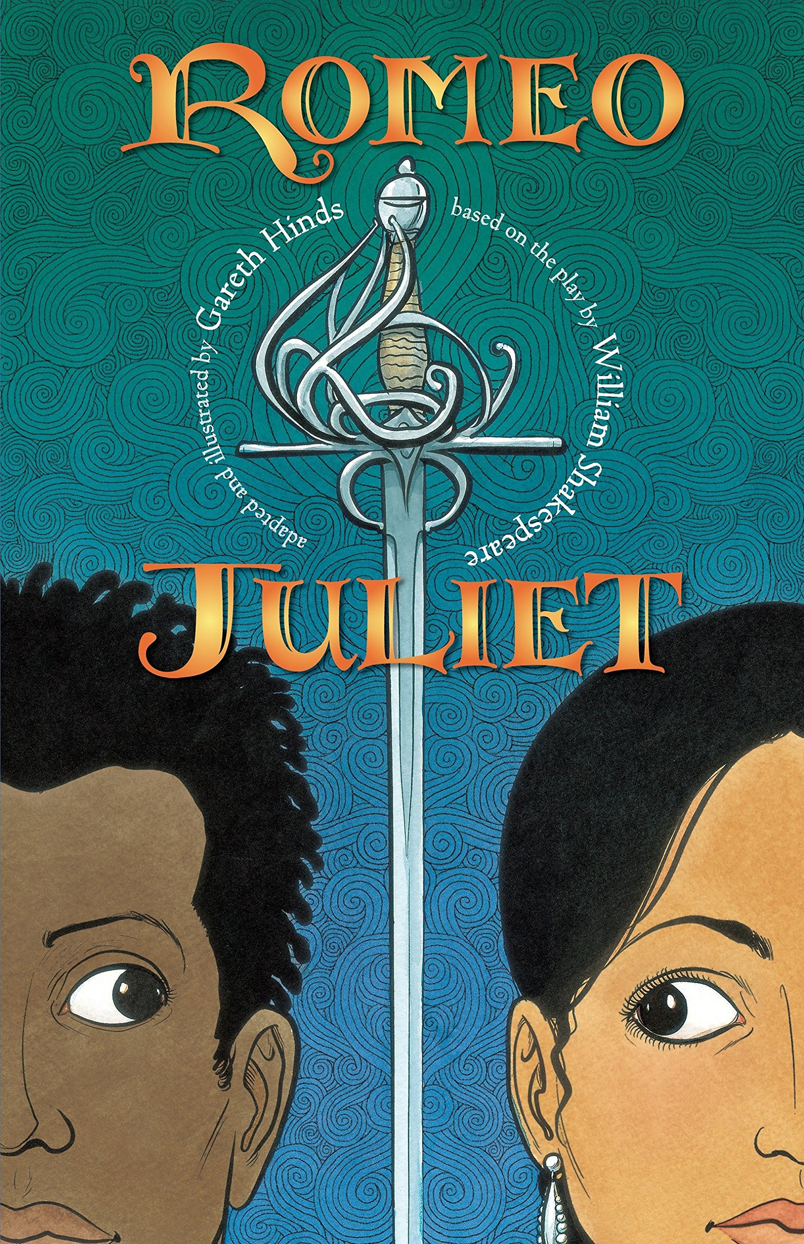 Amazon.com: Romeo and Juliet (Shakespeare Classics Graphic Novels)  (9780763659486): Hinds, Gareth, Hinds, Gareth: Books