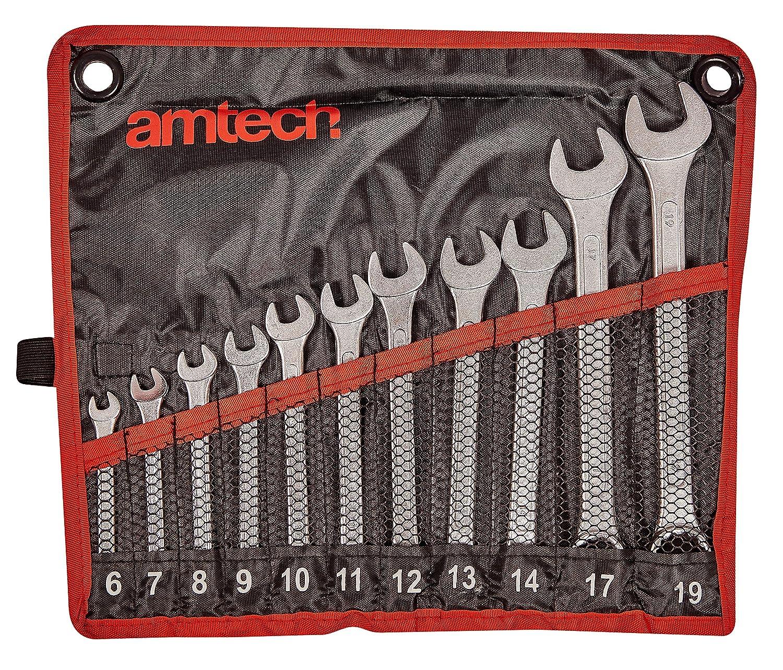 Amtech K0400 Set Combination Spanner Multicolore
