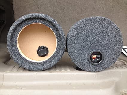 "8.8"" Speaker Box Enclosure 8 8/8"" Car Speaker Coaxial Box Flushmoun 8.8""  Cutout"