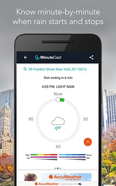 AccuWeather with Superior Accuracy™