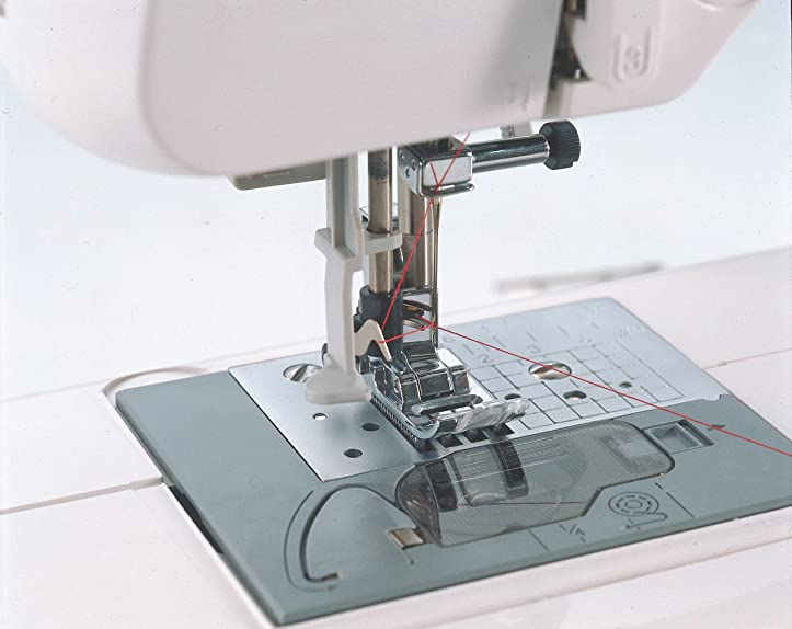 Brother cs6000i 60 stitch computerized free arm sewing machine brother cs6000i 60 stitch computerized free arm sewing machine with multiple stitch functions by brother amazon kche haushalt fandeluxe Gallery
