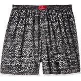 Jockey Men's US22-0110-PRINT Boxer Short