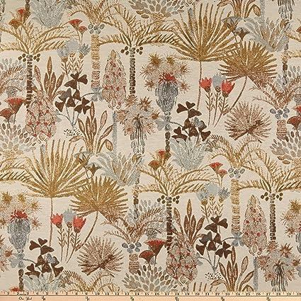 Amazon.com: Fabric Justina Blakeney Babylon Jacquard Fabric, Vintage, Fabric By The Yard